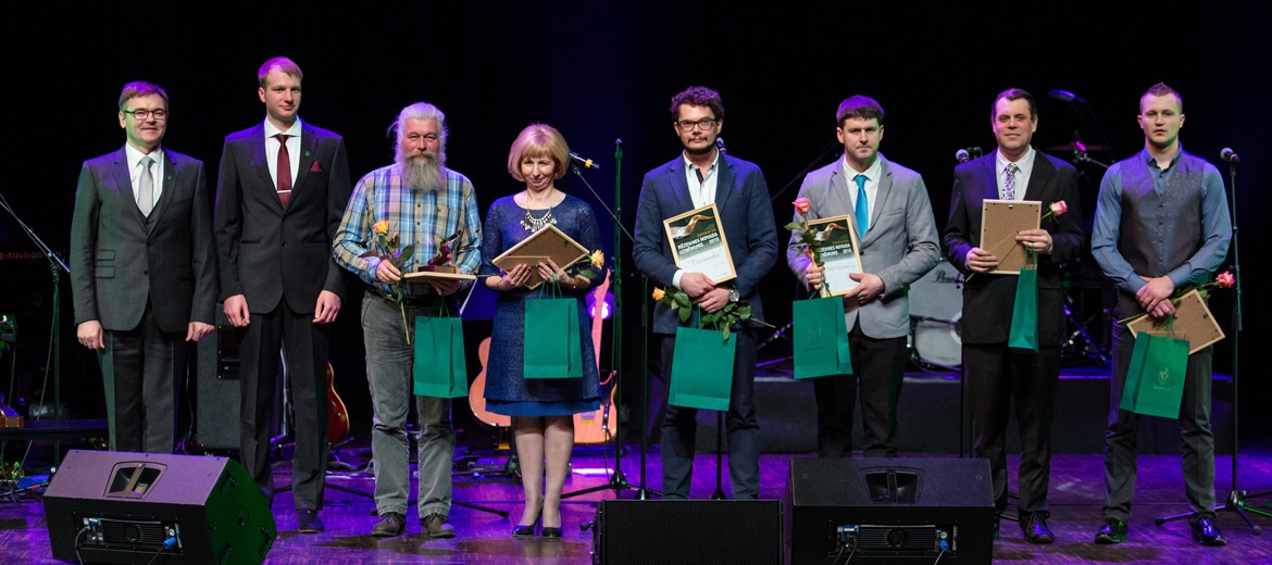 """LEAX Rēzekne"" and ""VEREMS"" receives awards in competition ""Company of Rezekne Municipality 2015"""